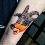 Devil Goat vs Bambi