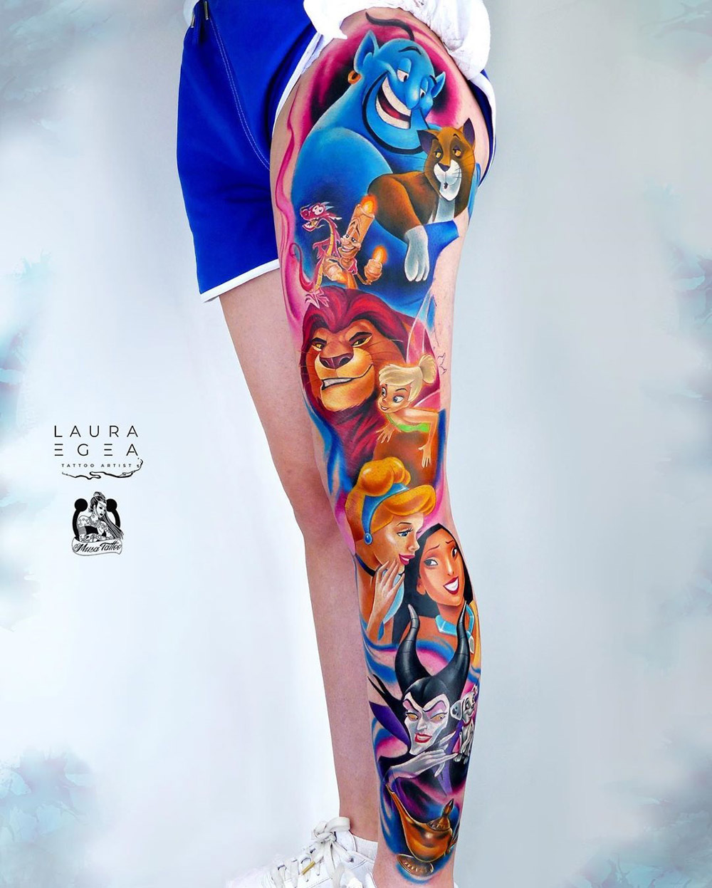 Disney Leg Sleeve