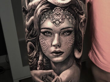 Medusa & Trinacria