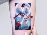 E.T. Tattoo