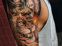 Africa Sleeve