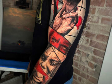 Scream Sleeve