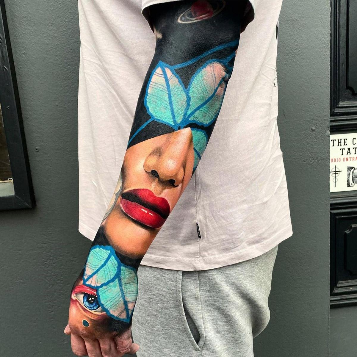 Surreal Sleeve
