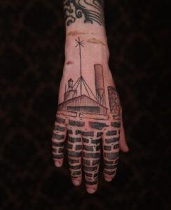 Les mains qui travaillent