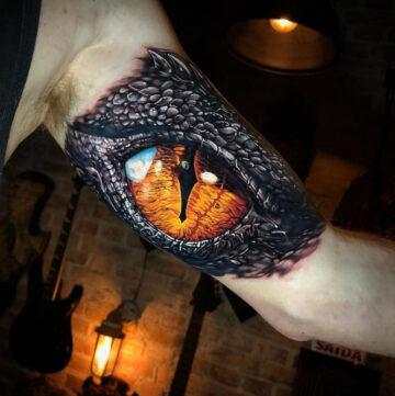 Smaug's Eye