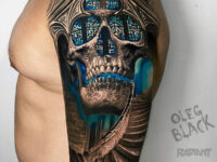 Cathedral Skull
