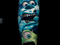 Mike & Sulley Monsters, Inc