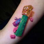 SpongeBob PEZ