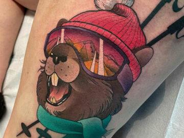 Screaming Marmot